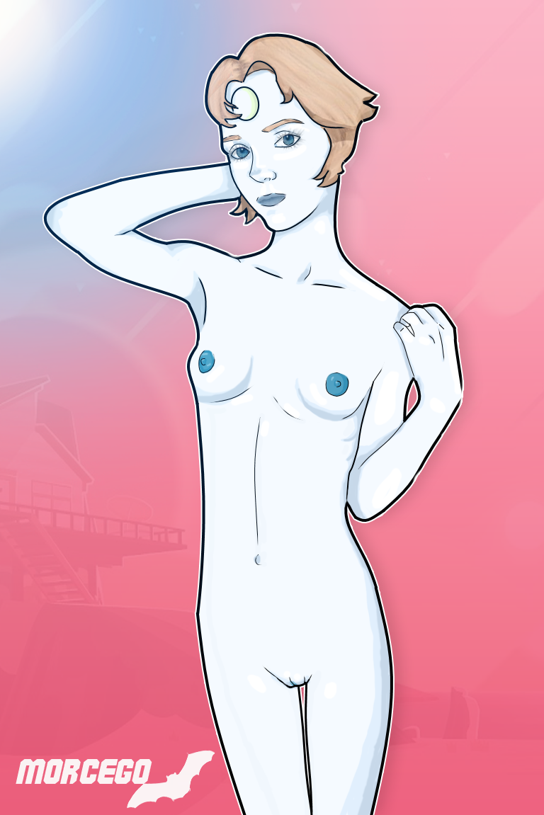 from pearl naked steven universe Star vs the forces of evil artist
