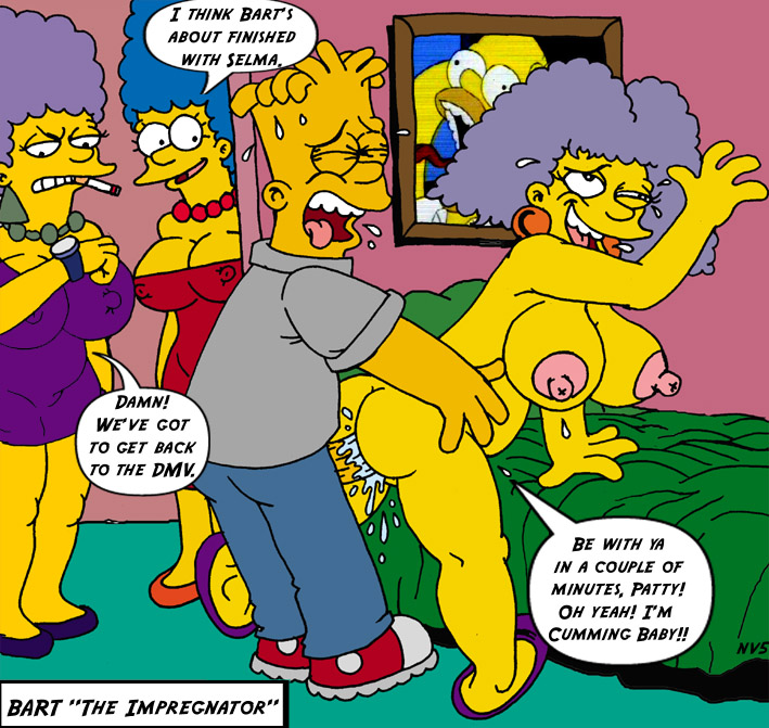 marge deleted simpsons large scene Five nights at freddy's have sex