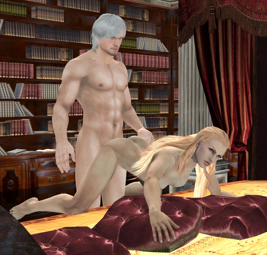 5 cry devil trish may Friday the 13th the game nudity
