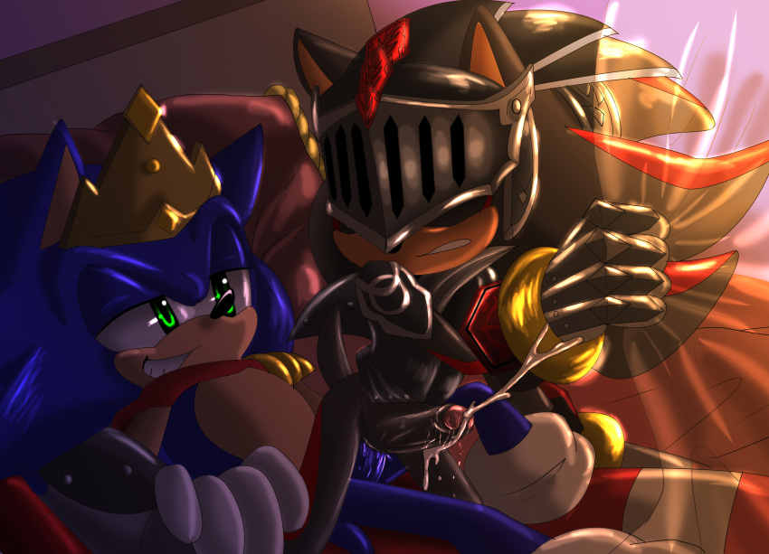 the rings secret sonic and shahra Impa ball breath of the wild
