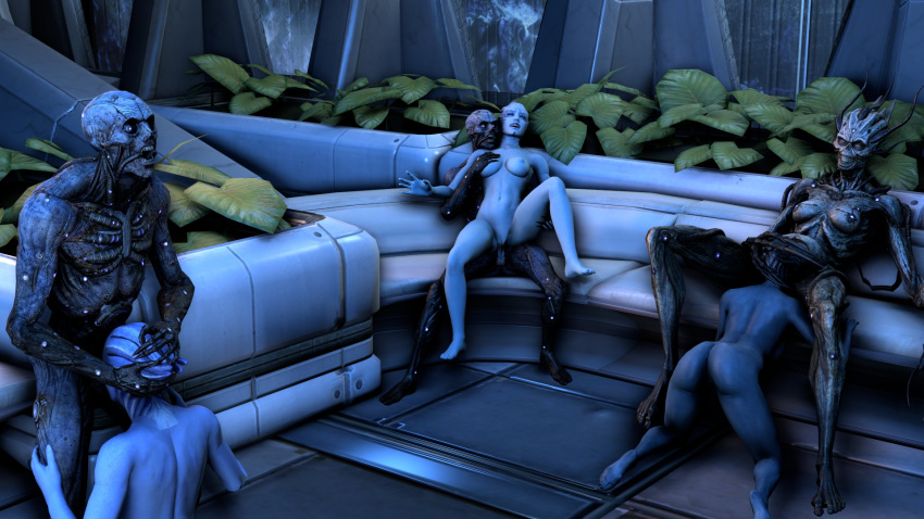 effect mass vetra Trials in tainted space impregnation
