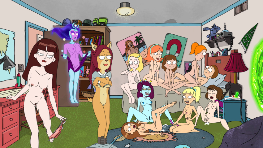 2p england america 2p and Summer smith rick and morty nude