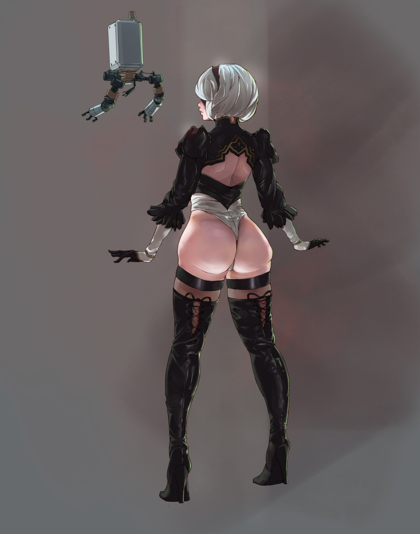 automata nier 2b Images of my singing monsters